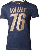 Fallout 76 - Golden 76 Men's T-shirt - M