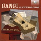 Gangi 22 Studies For Guitar