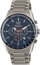 Breil TW1659 horloge heren - grijs - titanium