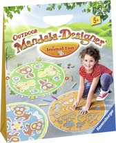 Ravensburger Outdoor Mandala Animal Fun