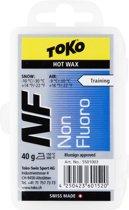 Toko Ski/Snowboard Wax - Hot Wax - No Fluor - -10?C tot -30 ?C - Warm - 40 gram
