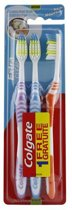 Colgate Extra Clean Medium Tandenborstels 3 pz