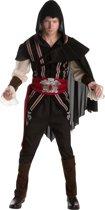 Klassiek Assassin's Creed™ Ezio kostuum voor volwassenen - Maat One Size