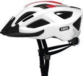 ABUS Aduro 2.0 Race - Fietshelm - Maat M (52-58cm) - White