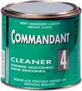 Commandant No 4 -C45 Cleaner - 500gr- Voor licht verweerde en beschadigde lak