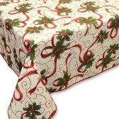 Mistletoe is een prachtig Kerst tafelkleed 150x250 cm
