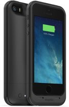 Mophie Juice Pack Plus iPhone 5/5S Portable battery case - Zwart
