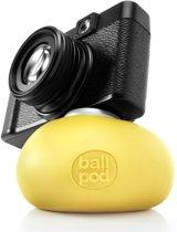 Ballpod 8cm Geel