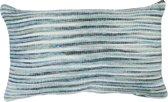 KAAT Amsterdam Ole - sierkussen - 30x50 cm - Blauw