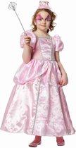 Prinsesenjurk roze voor meisje