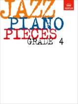 Jazz Piano Pieces, Grade 4