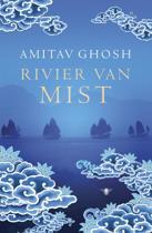 Rivier van mist