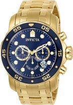 Invicta - Pro Diver - 0073 - Polshorloge - Blauw