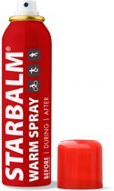 Starbalm Warmte Spray 150ml