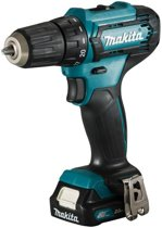 Makita Accuboor-/schroefmachine DF333DSAE 10,8V incl. 2x 2,0Ah accus & opbergkoffer