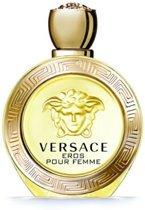 MULTI BUNDEL 2 stuks Versace Eros Pour Femme Eau De Toilette Spray 100ml