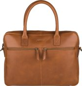 BURKELY Kiley Laptoptas 13,3 inch - Cognac