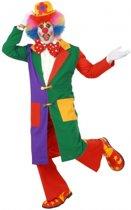 Clowns jas voor volwassenen 50 (m)