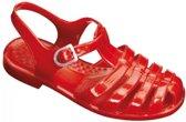 Beco - Waterschoenen voor zwemles en afzwemmen - Afzwemschoenen - Kinderen - Rood - 30