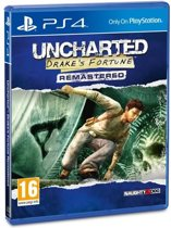 Uncharted, Drake's Fortune - PS4