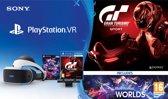 Sony PlayStation VR - PS Camera - VR Worlds - Gran Turismo Sport