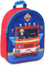Rugzak Fireman Sam On Duty (3D)