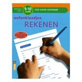 Tijd voor huiswerk - Oefenblaadjes rekenen 9-10 jaar