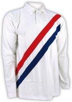 Nederlands Elftal T-shirt/Longsleeve - Holland - S - Wit