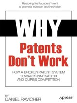 Why Patents Don't Work