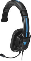 Tritton Kaiken Mono Wired Chat Headset PS4 + PS Vita - Zwart