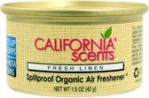 California Scents - Fresh Linen (Schoon linnengoed)