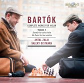 Bartok: Complete Works For Violin V
