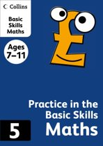 Collins Practice in the Basic Skills - Maths Book 5