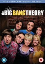 The Big Bang Theory - Seizoen 8 (Import)
