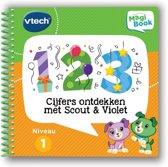 VTech Magibook 2-5 jaar Cijfers Ontdekken Met Scout & Violet - Activiteitenboek