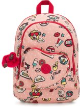 Kipling Heart Backpack Kinderrugzak  9 liter - Monkey Play