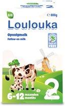 Loulouka 2 Opvolgmelk - 800g