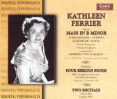 Kathleen Ferrier - Bach Mass