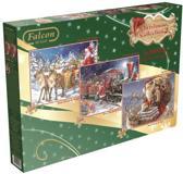 Christmas Box 2 - 3 in 1 Puzzel - 1000 stukjes