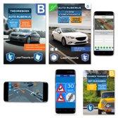 Auto Theorieboek - Auto Theorie Leren Rijbewijs B + CD-ROM incl. Smartphone Apps 2018