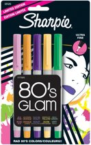 Sharpie set 80's Glam