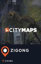 City Maps Zigong China