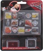 Disney Stempelset Cars 17-delig