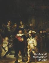 Rembrandt Tagesplaner 90 Tage