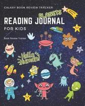 Reading Journal for Kids