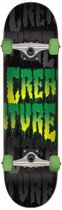 Creature Toxic Stack compleet skateboard 7.75
