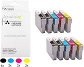 Improducts® Inkt cartridges - Alternatief Epson 16xl / T16 10 box