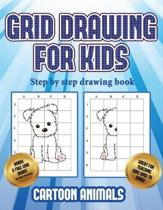 Step by Step Drawing Book (Learn to Draw Cartoon Animals)