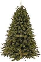 Triumph Tree kunstkerstboom forest frosted maat in cm: 185 x 130 groen