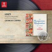 Georges Cziffra - Liszt 7 Hungarian Rhapsodies